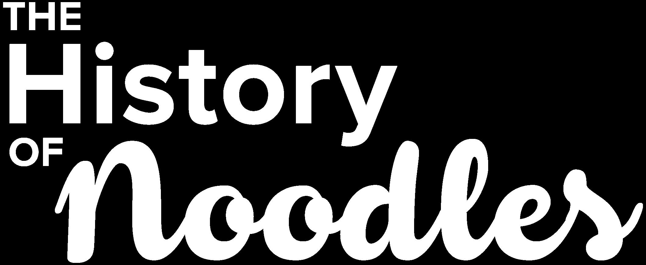 Noodle Timeline